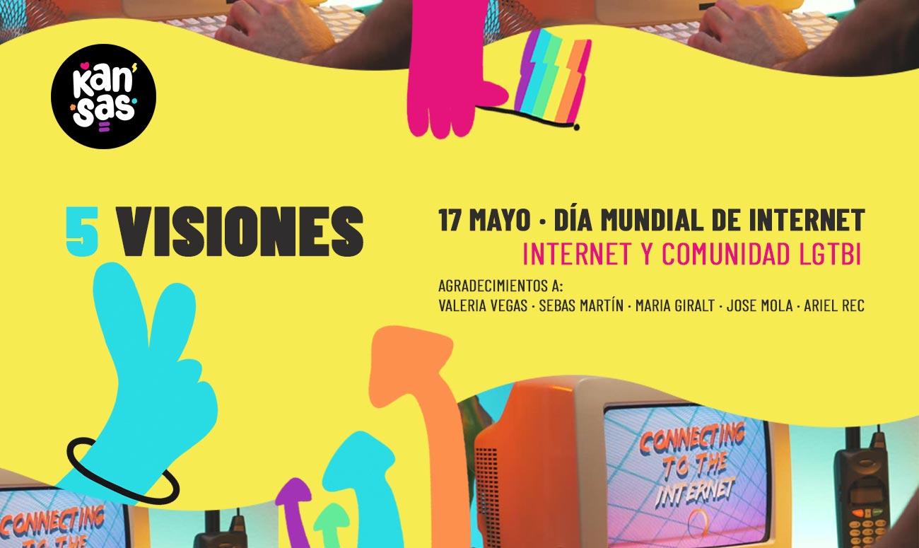 Día mundial de Internet y comunidad LGTBI. Día internacional de la LGTBIfobia